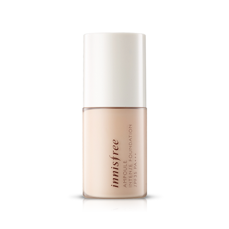 [Innisfree] Ampoule Intense Foundation [Spf35 Pa+++]