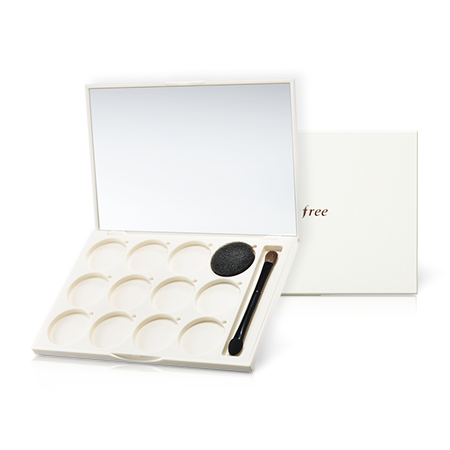 [Innisfree] beauty tool eyeshadow case 12 holes