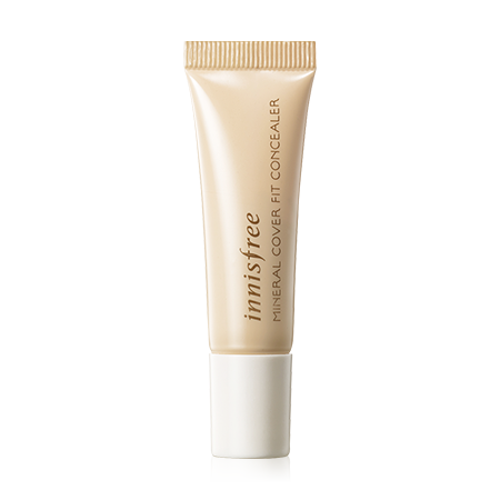 [Innisfree] Mineral Cover Fit Concealer
