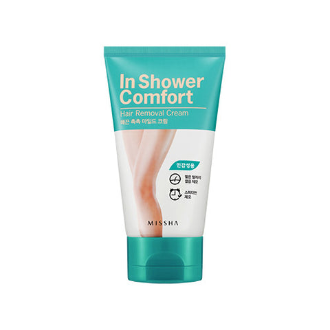 [MISSHA] In Shower Comfort Hair Removal Cream [Sensitive Skin]