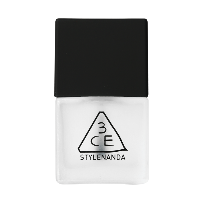 [3CE] Nail Lacquer_Care #Gel Top Coat