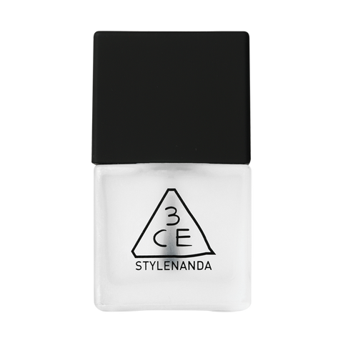 [3CE] Nail Lacquer_Care #Matte Top Coat