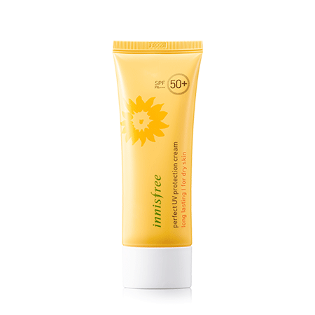 [Innisfree] Perfect Uv Protection Cream Long Lasting Spf50+ Pa+++ For Dry Skin