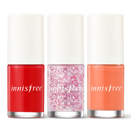 [Innisfree] Real Color Nail - Spring