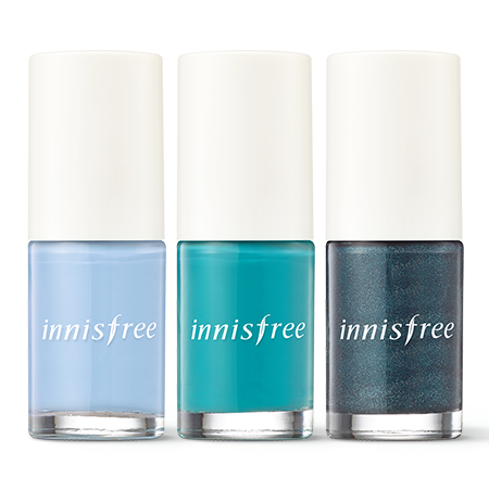 [Innisfree] Real Color Nail - Summer