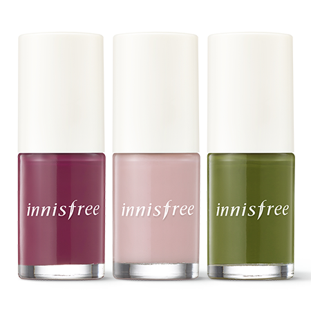 [Innisfree] Real Color Nail - Autumn