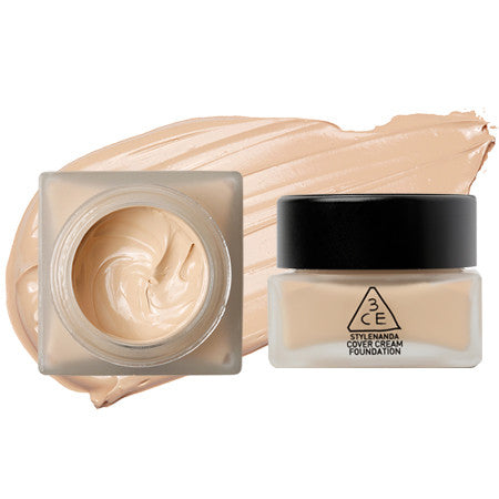 [3CE] COVER CREAM FOUNDATION
