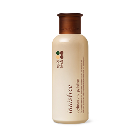 [Innisfree] Soybean Energy Skin