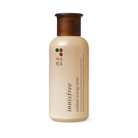 [innisfree] Soybean Energy Lotion