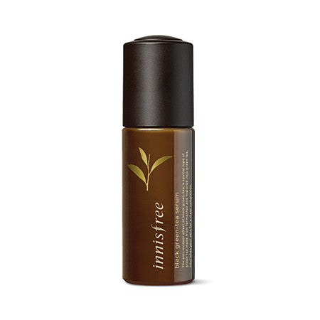 [innisfree] black green-tea serum