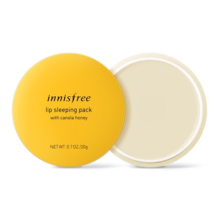 [Innisfree] lip sleeping pack with canola honey