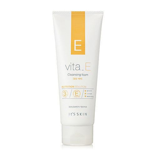 [It'S SKIN] Vita_E Cleansing Foam
