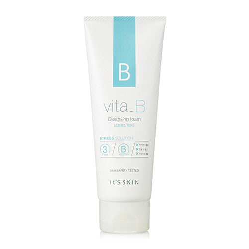 [It'S SKIN] Vita_B Cleansing Foam