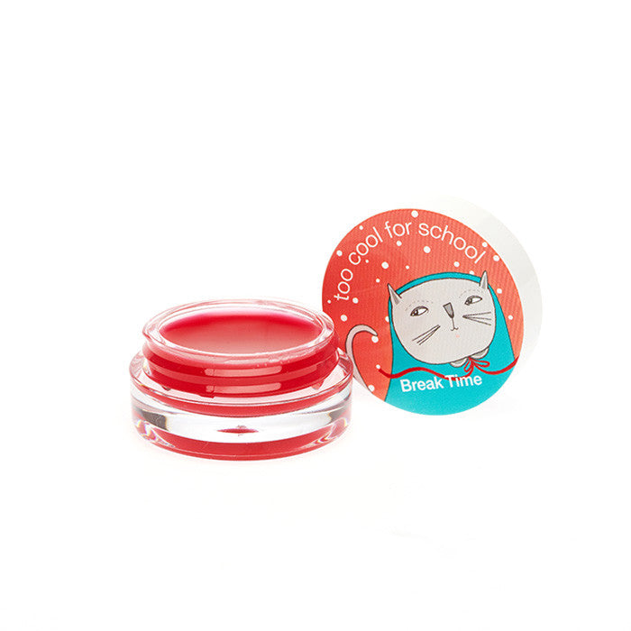 [too cool for school] ARTIFY BREAK TIME LIP TINT BALM