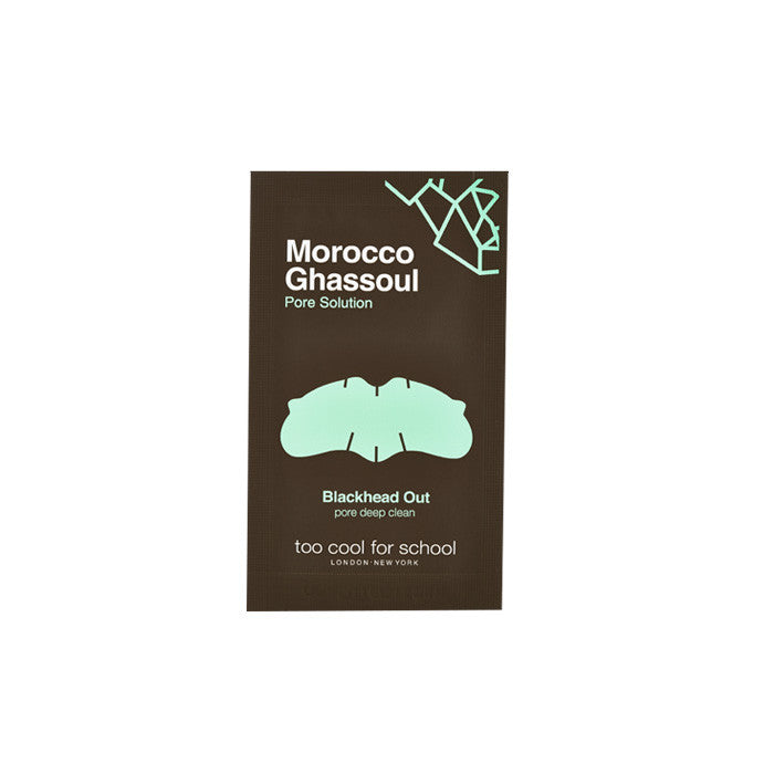 [too cool for school] MOROCCO GHASSOUL BLACKHEAD OUT