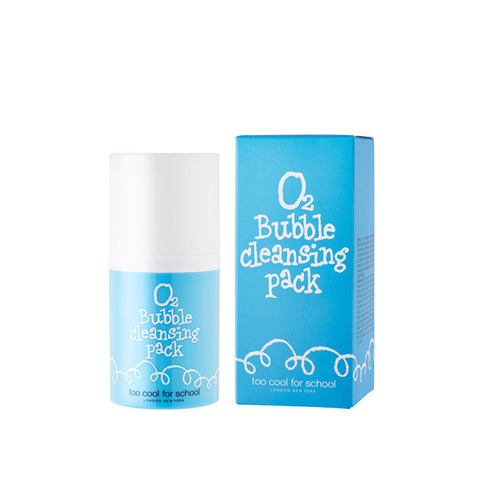 [too cool for school] O_ BUBBLE CLEANSING PACK