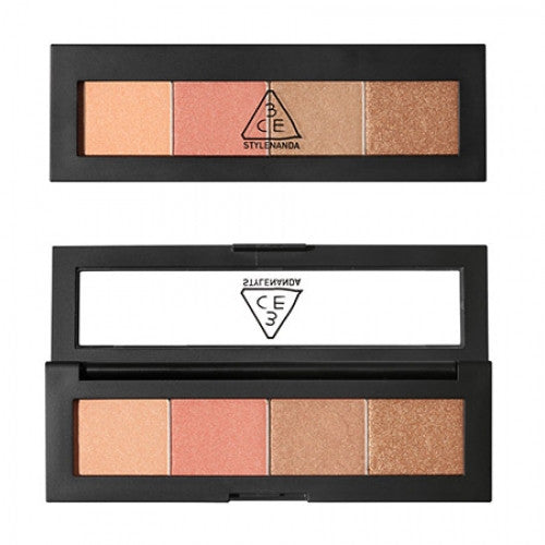 [3CE] EYE SHADOW PALETTE-#BITTER SWEET