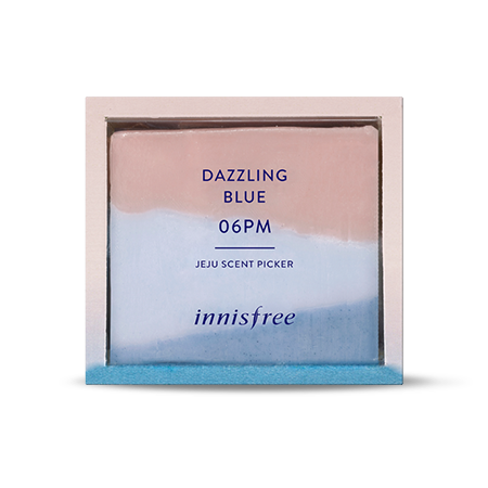 [Innisfree] scented soap 06PM dazzling blue