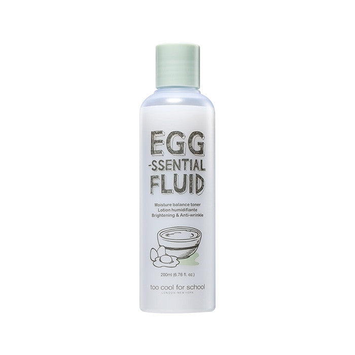 [too cool for school] Egg-Ssential Fluid