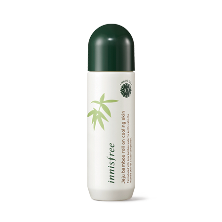 [Innisfree] Jeju bamboo roll on cooling skin