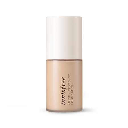 [Innisfree] Skinny cover fit foundation