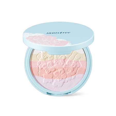 [Innisfree] Blooming Highlighter(2017 Limited)