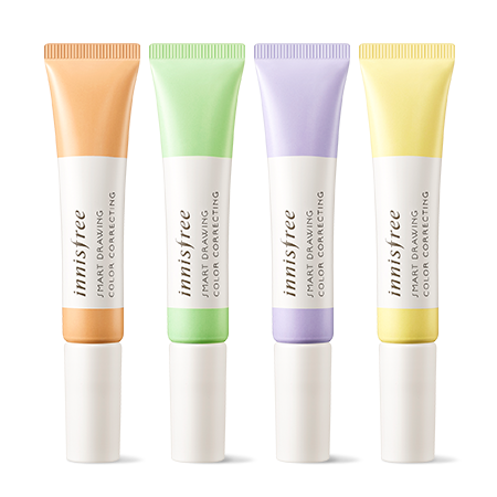 [Innisfree] Smart Drawing [Color Correcting]