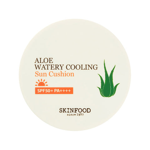 [SKINFOOD] Aloe Watery Cooling Sun Cushion