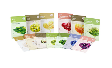 [THE FACE SHOP] Real Nature Sheet Mask