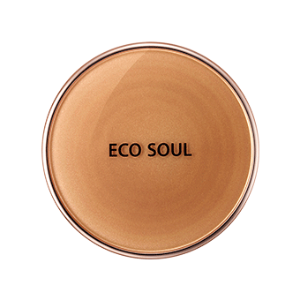 [the SAEM] Eco Soul Perfect Cover Pact 21 Light Beige