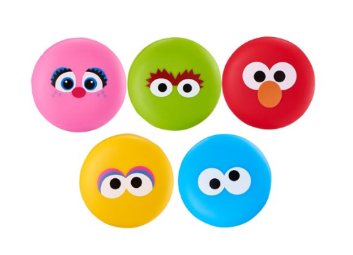 [IT'S SKIN] Macaroon Lip Balm Special Edition - Sesame Street