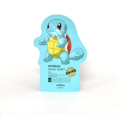 [TONYMOLY] Pokemon Kkobugi Mask Sheet