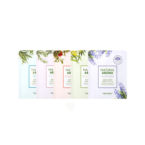 [TONYMOLY] Natural Aroma Sheet Mask
