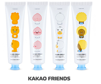 [THE FACE SHOP] Little Friends Hand Cream (Kakao Friends)
