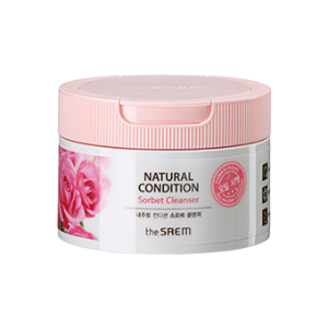 [the SAEM] Natural Condition Sorbet Cleanser