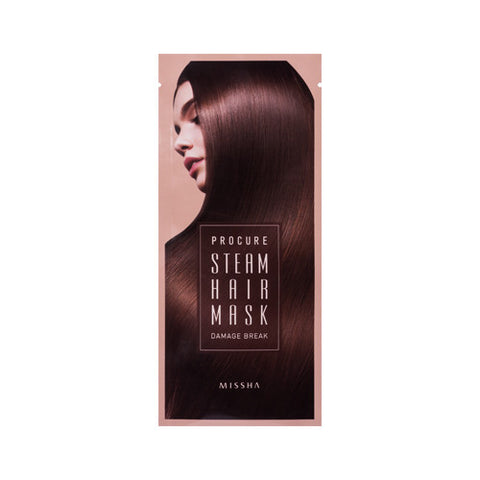[MISSHA] Procure Damage Break Steam Hair Mask