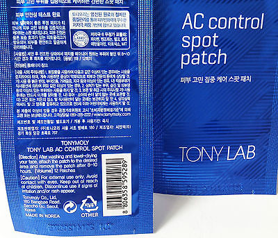 [TONYMOLY] Tony Lab AC Control Spot Patch