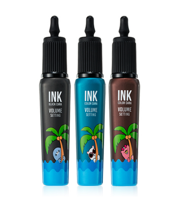 [PERIPERA] (Perikiki Collection) Ink Cara Set
