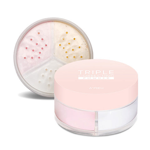 [APIEU] Triple Correcting Powder [Chiffon Candy]