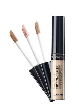 [the SAEM] Cover Perfection Tip Concealer 1.5 Natural Beige