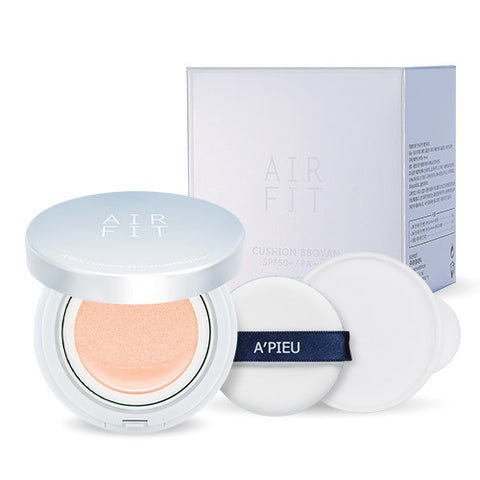 [APIEU] Air Fit Cushion Ppoyan Set [Apricot]