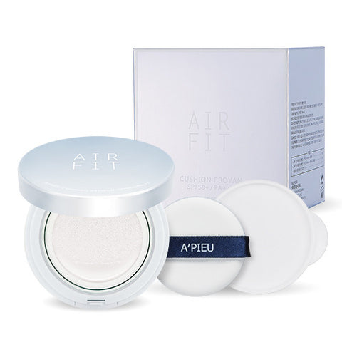 [APIEU] Air Fit Cushion Ppoyan Set [White]