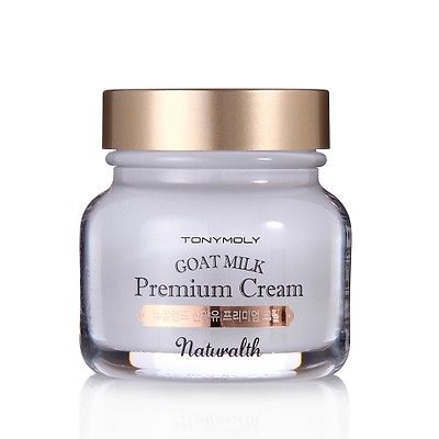 [TONYMOLY] Naturalth Goat Milk Premium Cream