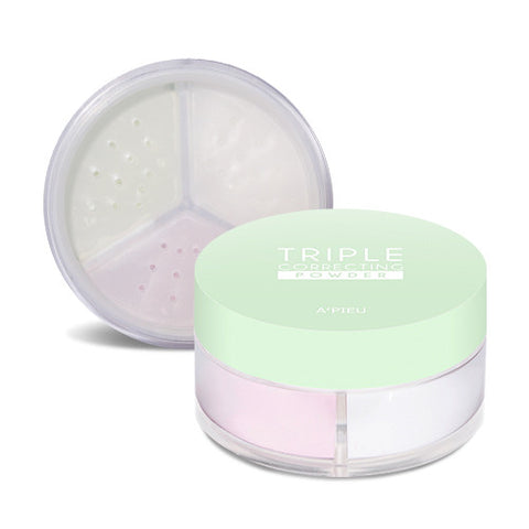 [APIEU] Triple Correcting Powder [Pastel Veil]