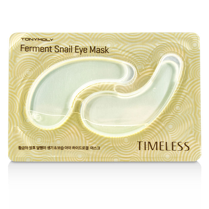 [TONYMOLY] Timeless Ferment Snail Eye Mask