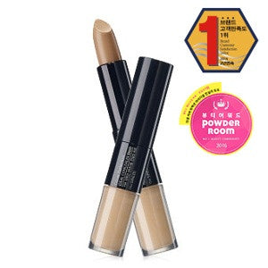 [the SAEM] Cover Perfection Ideal Concealer Duo 1.5Natural Beige