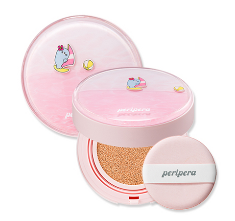 [PERIPERA] (Perikiki Collection) Ink Lasting Pink Cushion