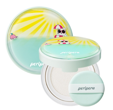 [PERIPERA] No sebum Milk Sun Cushion (Perikiki Edition)