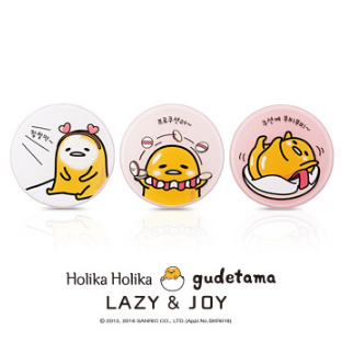 [Holika Holika] Photo Ready Cuhion BB Case (Case Only) (Gudetama Edition)