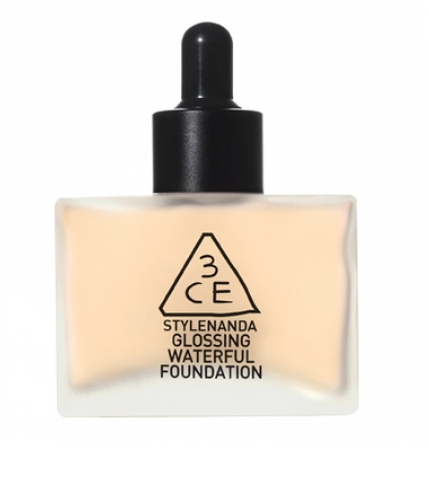 [3CE] Glossing Waterful Foundation